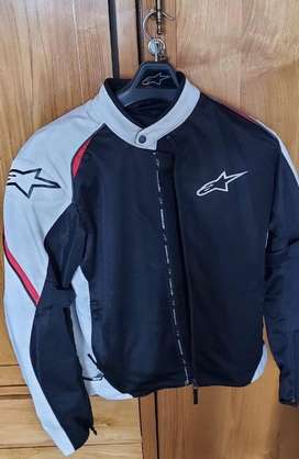 alpinestar jacket haze air 2, size L.