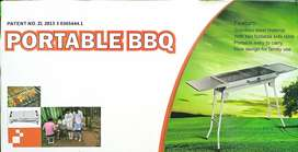 BBQ grill set aluminium material imported high quality