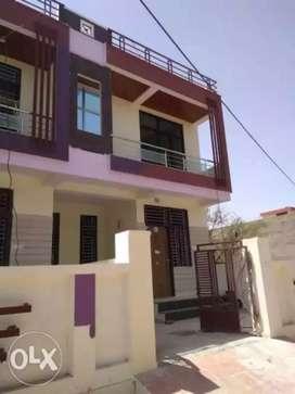 3bhk jda duplex Villa for sell. Jagdmba ngr ajmer road Jaipur