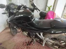 Mint condition ,single handed used,fixed price ,pulsar 200ns