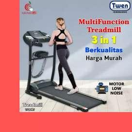 treadmill elektrik twen TM-500 eletric alat olahraga