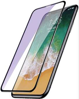 BASEUS 0.3MM FULL COVER SCREEN PROTECTOR FOR IPHONE X, XS, XR, XS MAX,