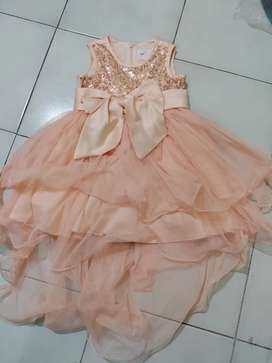 Sparing used Party wear frock