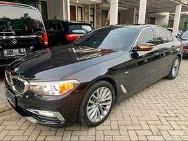 BMW 530i G30 Luxury Line, Pemakai Langsung, Very Low KM, Very Like New