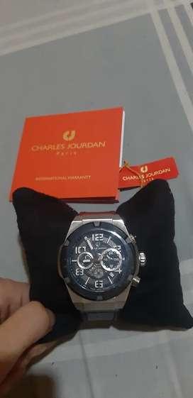 Jam tangan charles jordan