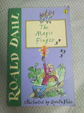 Roald dahl 'the magic finger' novel