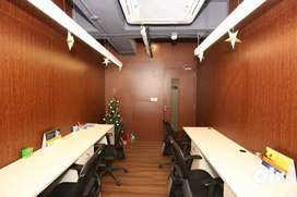 coworking office space for rent in NMR with all amenities