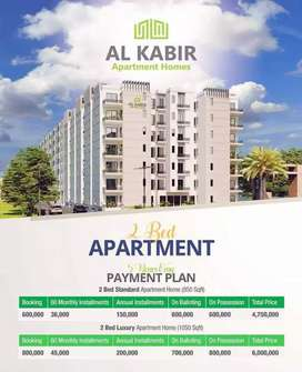 Al Kabir Town One and Two Bed Appartments