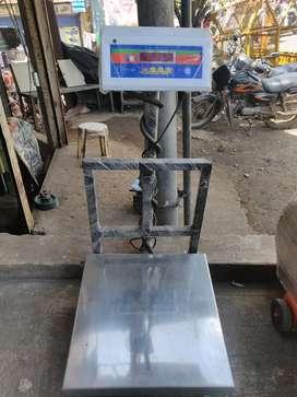 Genius  stainless steel weighing machine