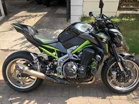 Kawasaki Z900 hedon