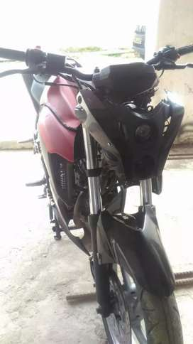 Yamaha fz ,modified fz in a very good condition