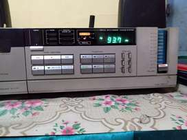 NEC Stereo Recieiver Audio Amplifier Mulus Original suara Mantap Betul