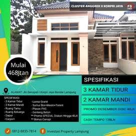 Rumah Siap Huni Mewah