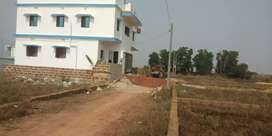 Plot for sale near Jatani Gate NH side Gangapada