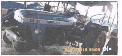 SONALIKA Tractor 0