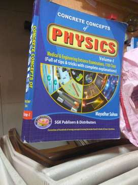 Mayadhar physics volume 1 with all tips and
