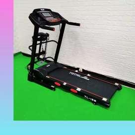 promo toko treadmill elektrik TL-138 incline electric tredmil NG-042