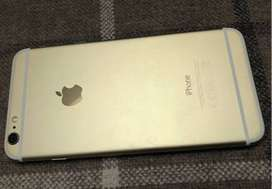 Gold Color | ONE Year OLD | iPhone | 6 | 64Gb  In BOX: Charger  We wil