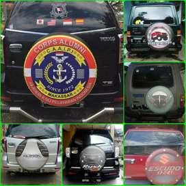 Sarung cover ban Rush Terios Escudo Vitara Sidekick Jimny Katana CR-V