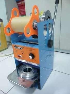 Cup sealer pres gelas minuman ringan / drinking water