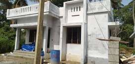 ARIMBOOR, KAIPPILLY, New house, 5.4 cent, 1050 sqft, 3 BHK, 35 Lakh Ne