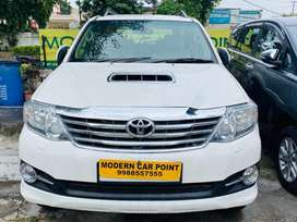 Toyota Fortuner 2.8 4X4 Manual, 2012, Diesel