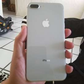 iPhone 8 Plus in 64 GB ROM with all accessories at low price