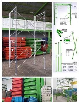 147 scaffolding steger andang sewa jual baru bekas berkualitas