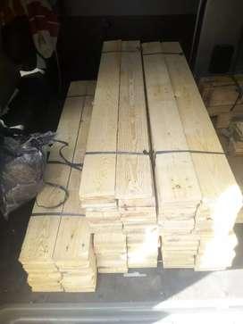 Jati belanda kayu eks palet