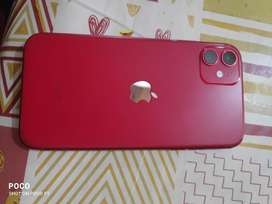 I phone 11 128gb red