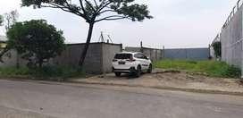 Disewa Tanah Jl.M.G Manurung sudah pagar keliling