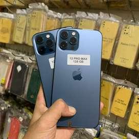 Iphone 12 promax 128Gb semua kartu bisa bosku