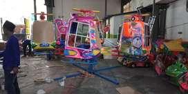 Wahana mainan pancingan bebek magnet komedi putar helikopter 11