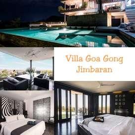 Dijual Villa Goa Gong Jimbaran Bali