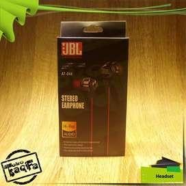 Headset Model JBL AT-044 Stereo