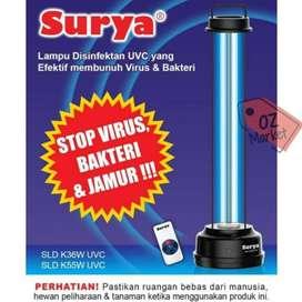 Surya uvc disinfection lamp 36watt