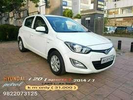 Hyundai I20 i20 Sportz 1.2 BS-IV, 2014, Petrol