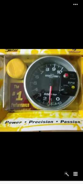 Car rpm meters