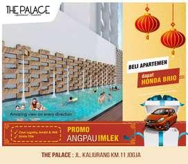 The Palace, kos eksklusif dekat UII, berhadiah angpau imlek honda brio