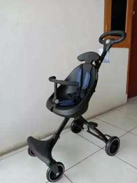 Stroller baby praktis