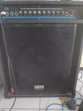 Ampli combo Gitar rakitan merk CSG AUDIO