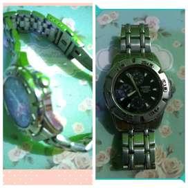 Jam tangan pria casio