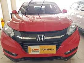 Honda HRV E at 2017 merah dp ringan
