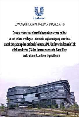 Lowongan Kerja PT. Unilever Indonesia