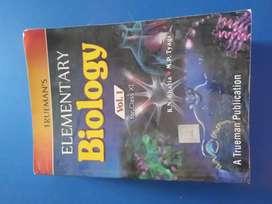 Truemans elementary biology (vol 1)