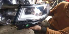 Jeep compass original used Head lamp too model