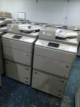 Promo mesin fotocopy baru dan second siap kirim