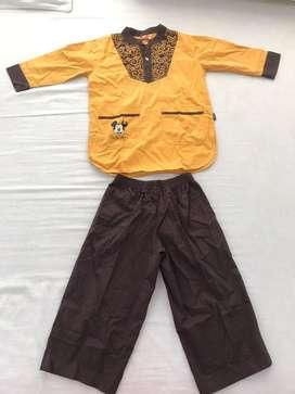 Baju Koko Anak Disney