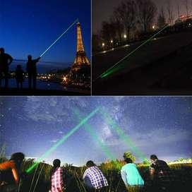 Laser hijau jangkauannya jauh banget