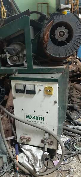 I have one 250apms co2 welding machine good running condition